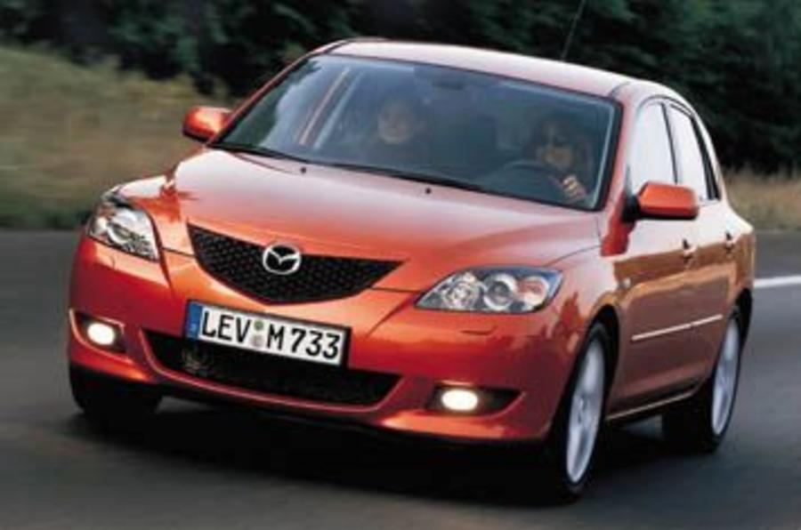 Mazda 3 2.0 TS2