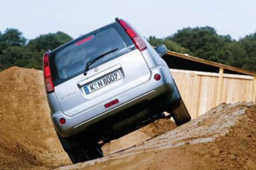 Nissan X-Trail 2.2 dCi