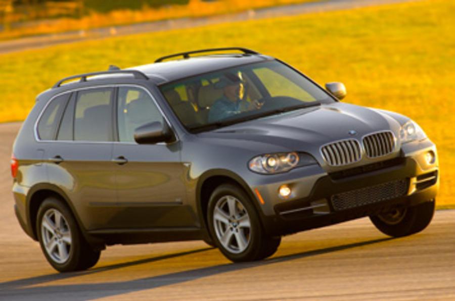 BMW X5 4.8i SE