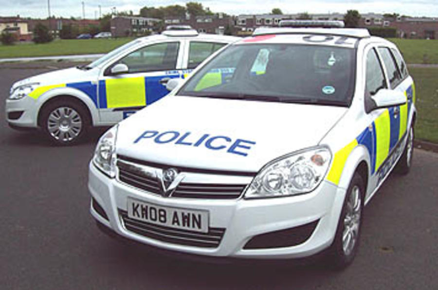Police to fine careless drivers