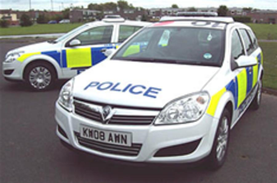 Essex police cars ask for diesel