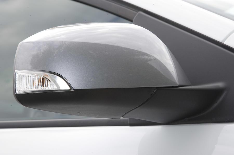 Renaultsport Megane 250 wing mirror