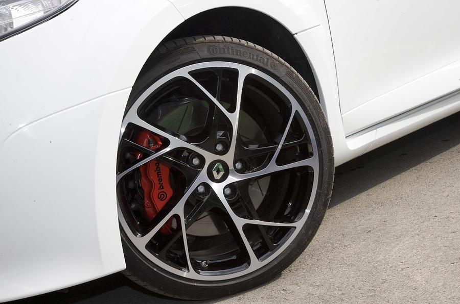 18in Renaultsport Megane 250 alloys