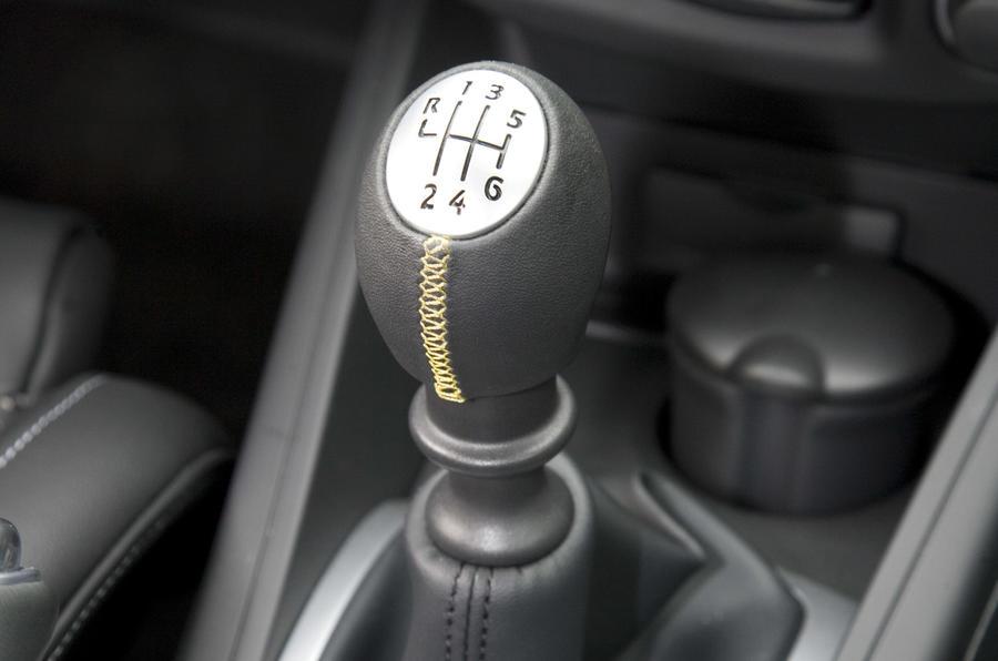 Renaultsport Megane 250 manual gearbox