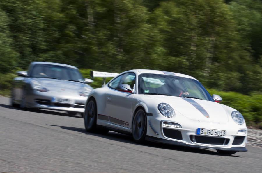 Porsche 911 GT3 RS 4.0 997 2011
