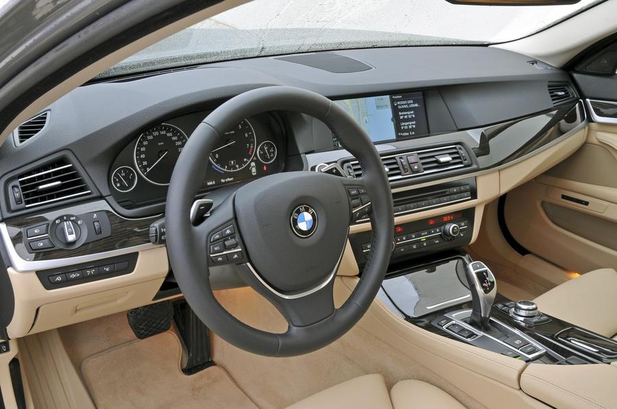 BMW 5-series 535i