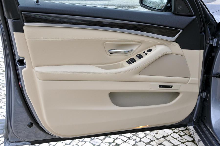 BMW 535i door card