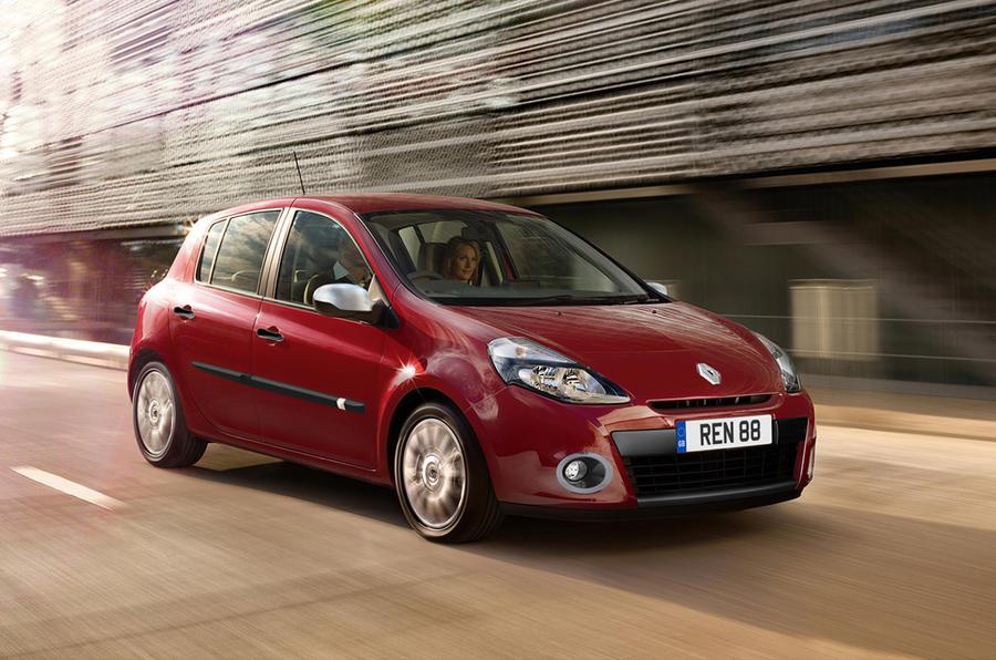 Renault's new budget range