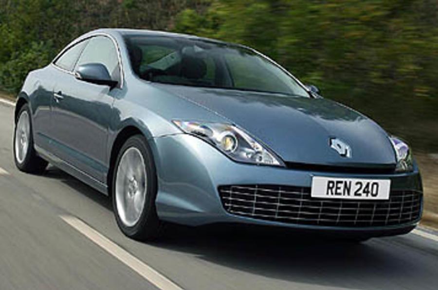 Renault Laguna Coupe 2.0 dCi