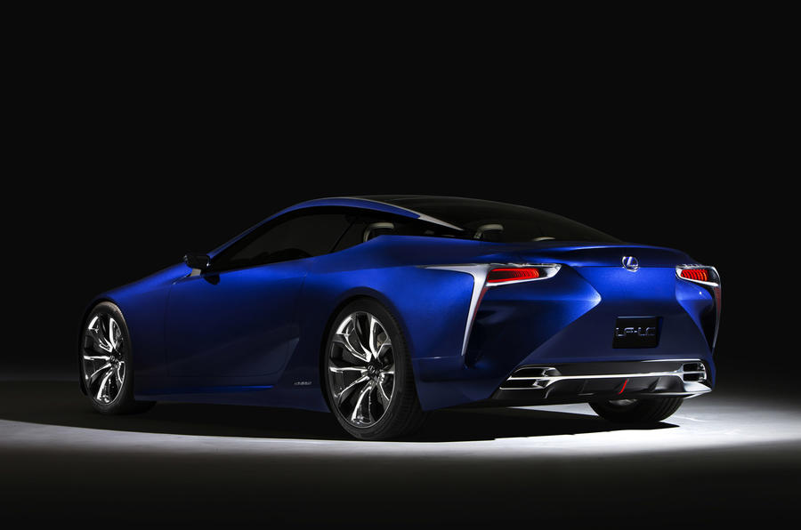 History of Lexus - picture special