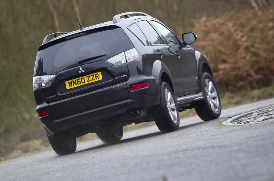 Mitsubishi Outlander 2.3 DI-D 2WD