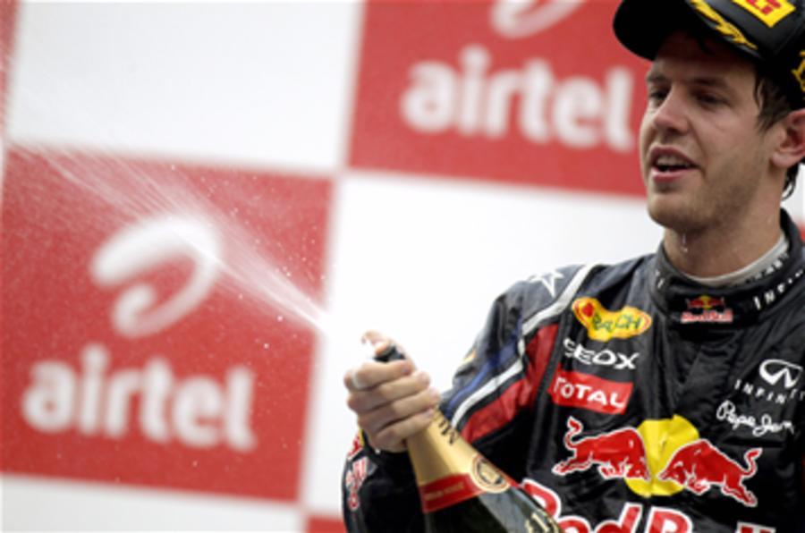 Goodwood FoS - Vettel confirmed