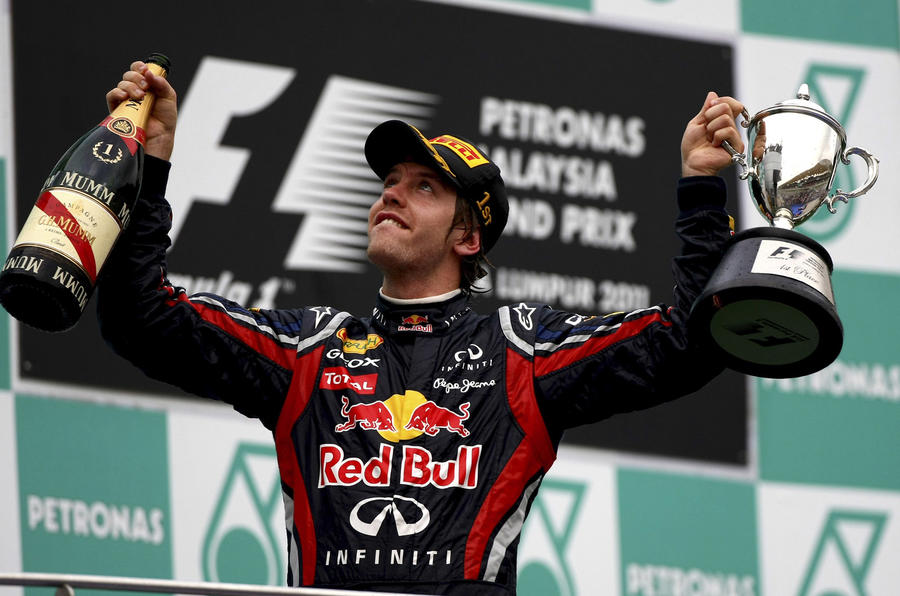 Formula 1: highlights of 2011