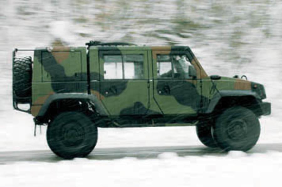 Fiat Iveco 4x4