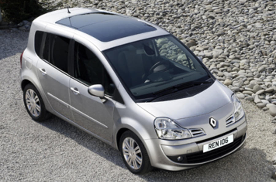 Renault Grand Modus 1.2 TCE