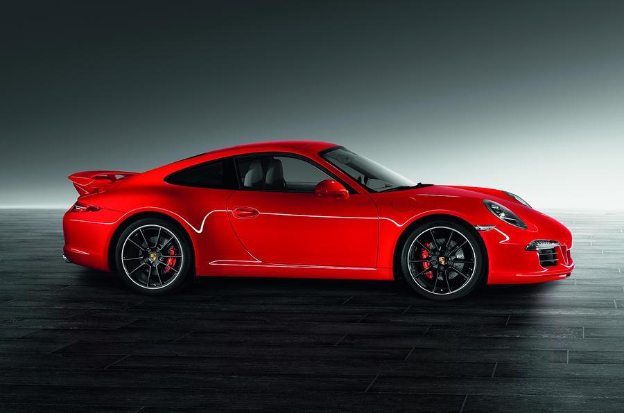 2013 Porsche 911 991 Carrera Aerokit Cup