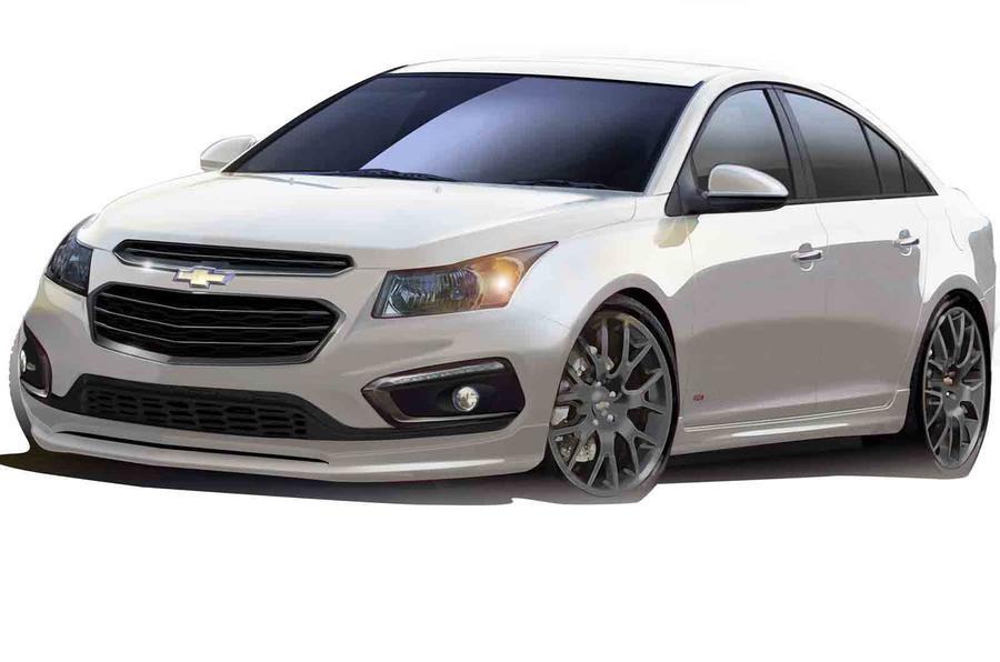 Chevrolet readies new concepts for SEMA show