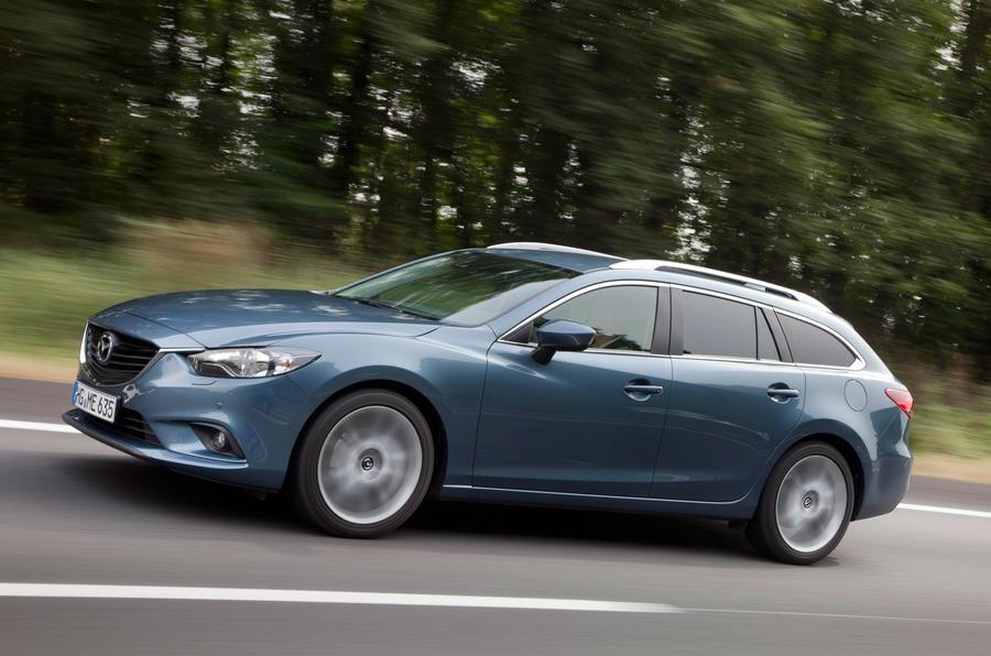 ... £24,865 Mazda 6 Estate ...