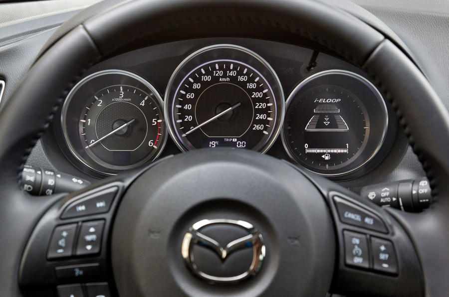 2013 Mazda 6 Estate Review Autocar