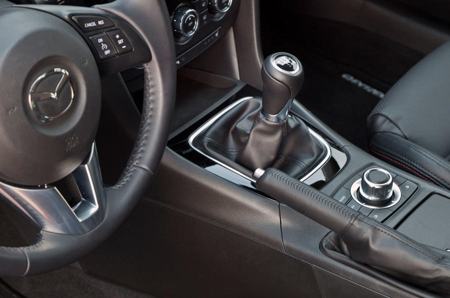 2013 Mazda 6 Estate Review Autocar Rh Autocar Co Uk Mazda 6 Manual 2013 Mazda  6 Manual Transmission