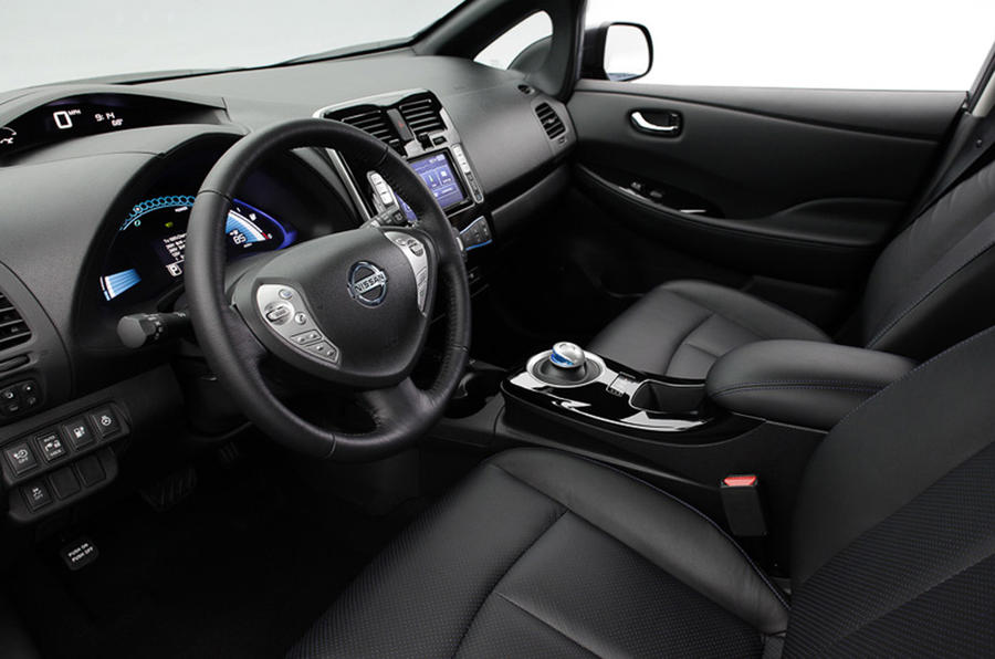 2013 Nissan Leaf first drive review review | Autocar