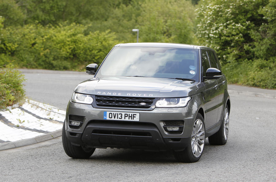 2013 Range Rover Sport Supercharged first drive review
