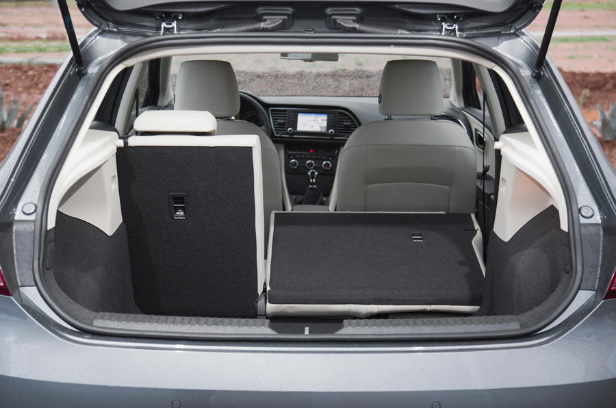 Seat Leon seating flexibility