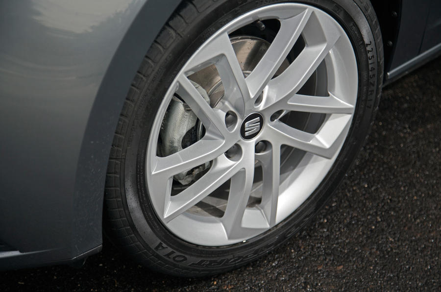 Seat Leon alloy wheels