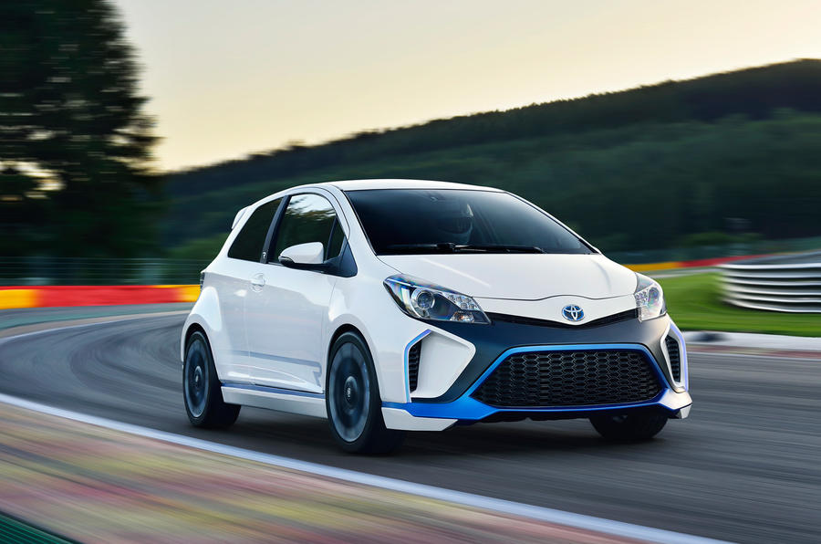 Toyota Yaris Hybrid-R technical details revealed