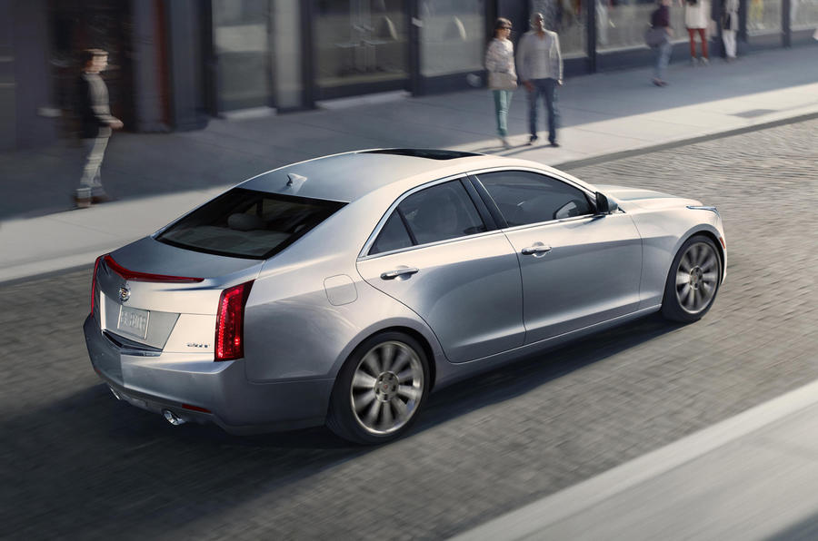 Cadillac ATS coupe revealed