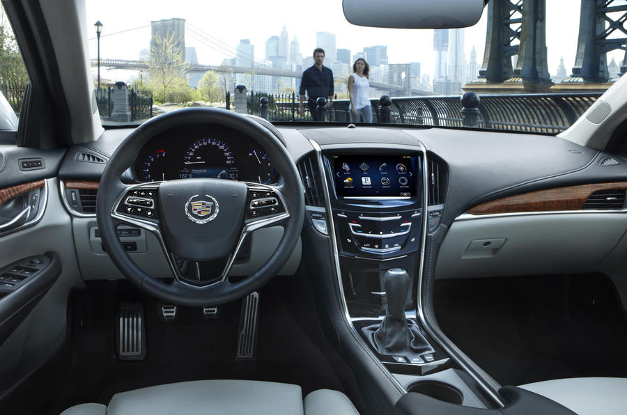cadillac ats coupe revealed autocar. Black Bedroom Furniture Sets. Home Design Ideas