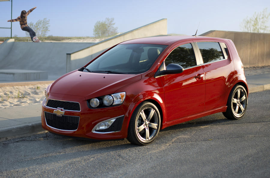 Chevrolet Aveo RS could come to UK in 2014