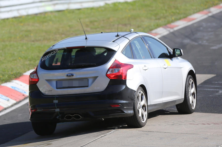 2015 Ford Focus ST - first pictures