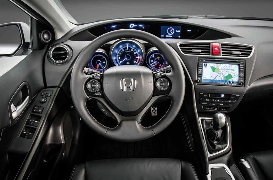 2014 Honda Civic facelift revealed