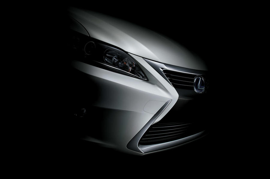 Lexus CT200h receives major makeover