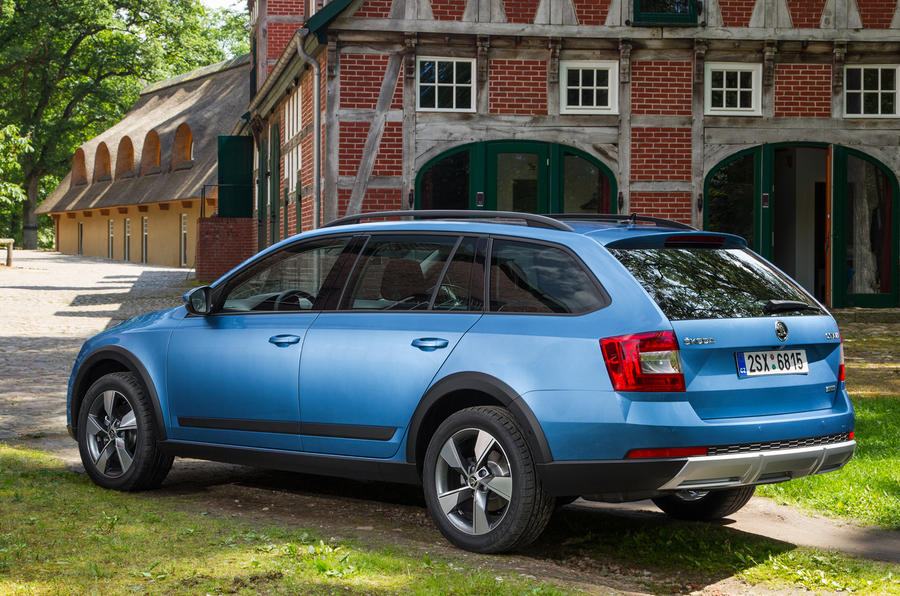 2014 Skoda Octavia Scout first drive review