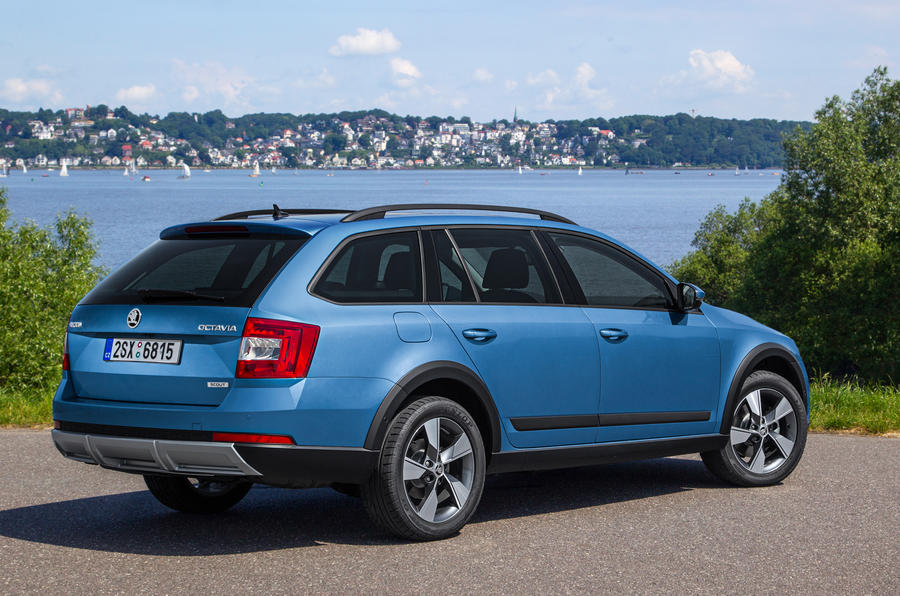 2014 skoda octavia scout 2 0 tdi dsg first drive review. Black Bedroom Furniture Sets. Home Design Ideas