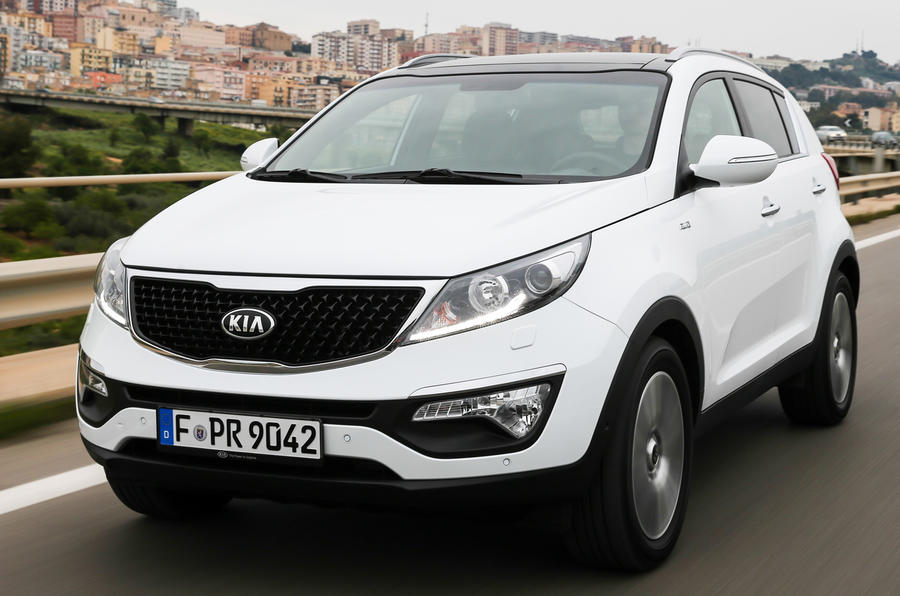 2014 kia sportage first drive. Black Bedroom Furniture Sets. Home Design Ideas
