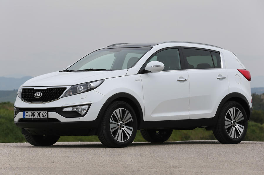 2014 Kia Sportage first drive review