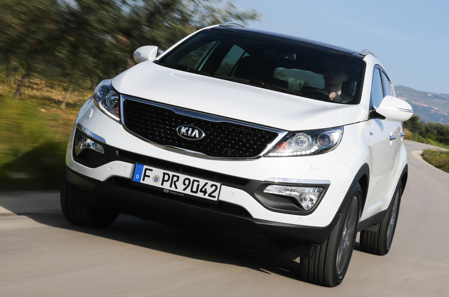 Superb 2014 Kia Sportage First Drive Review