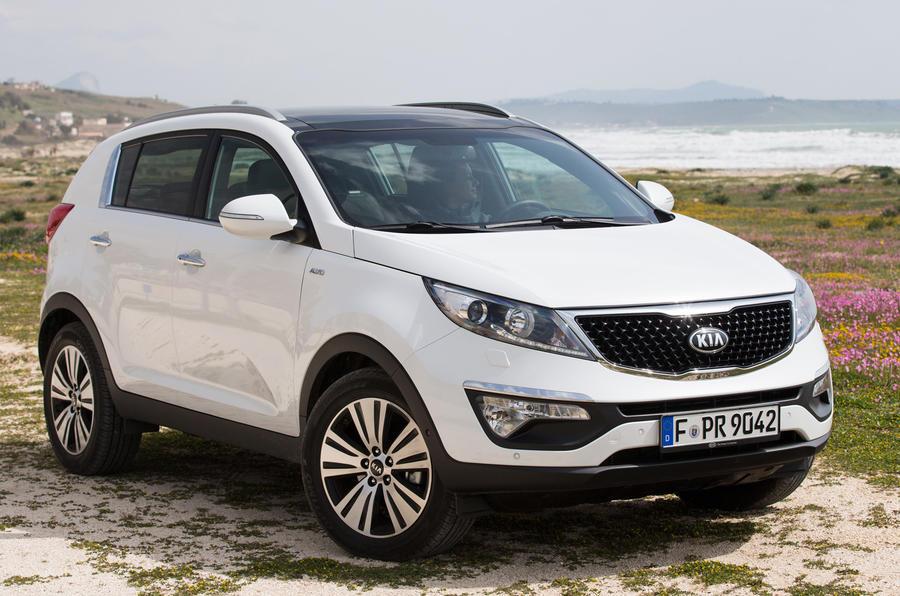 2014 Kia Sportage first drive review