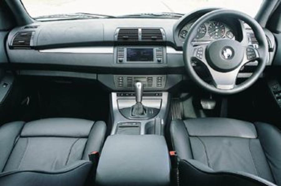 BMW X5 4.4i Sport review | Autocar