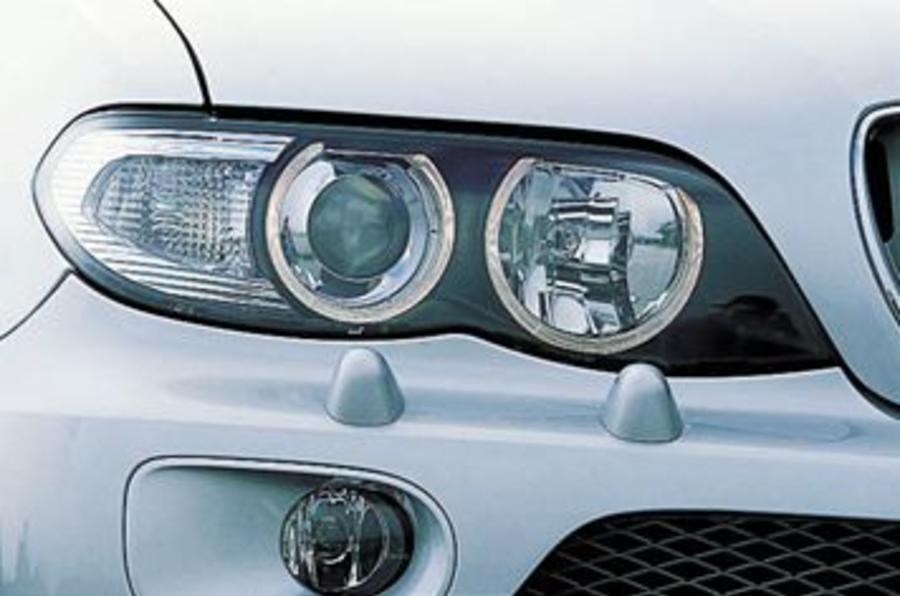 BMW X5 4.4i Sport