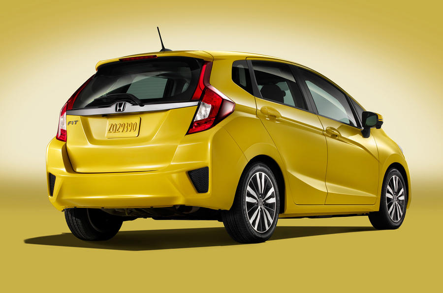 New Honda Fit gets Detroit debut