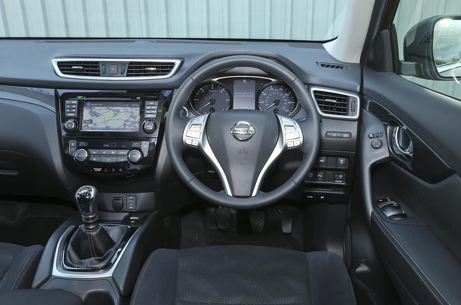 Nissan X Trail >> Nissan X-Trail interior | Autocar