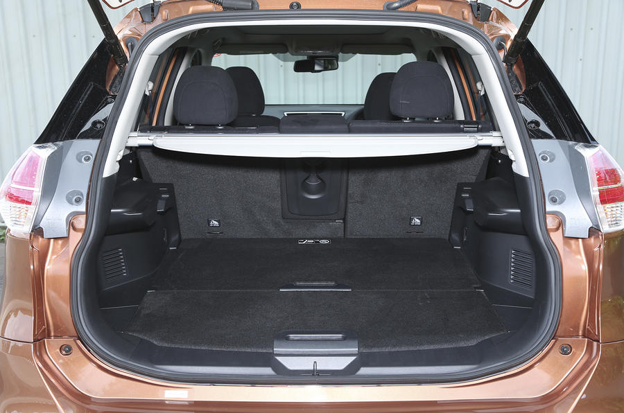Nissan Rogue 7 Seater >> Nissan X-Trail Review (2018) | Autocar