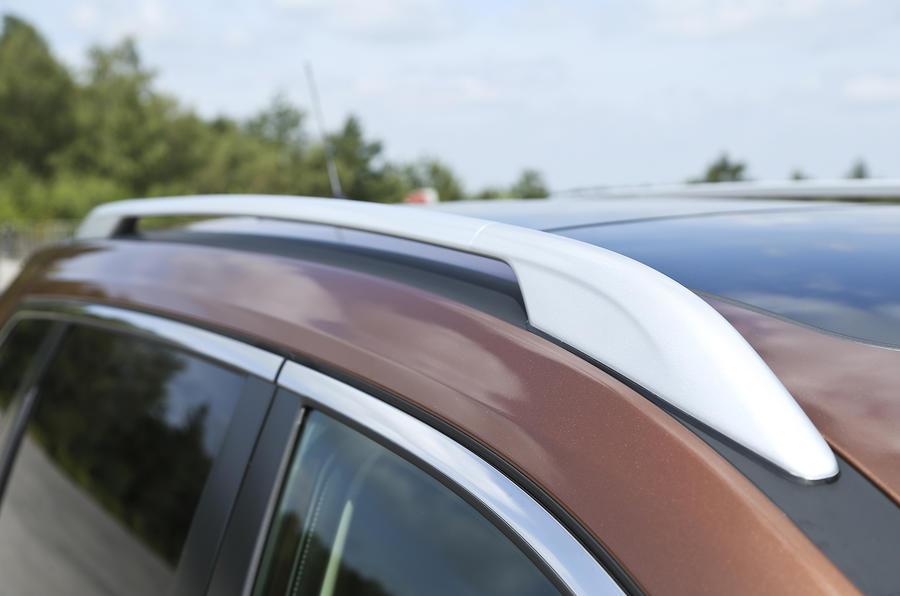 Nissan X-Trail roof rails