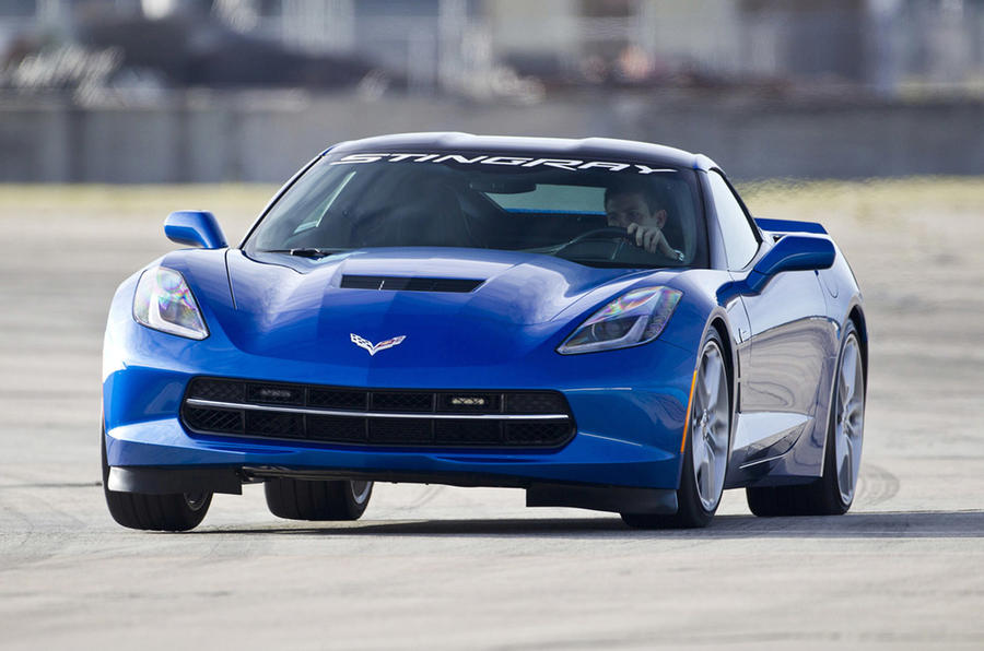 New Chevrolet Corvette Stingray to get a race-inspired data recorder