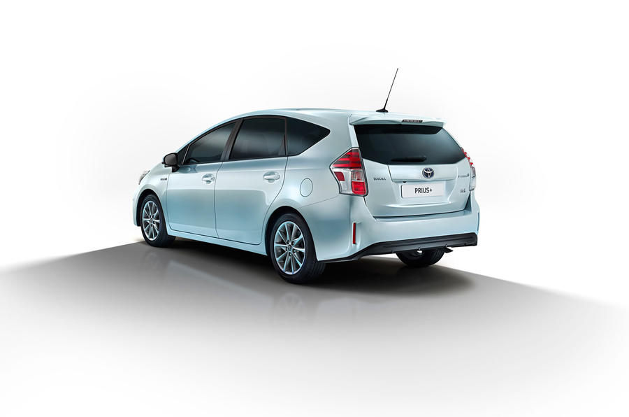 2015 Toyota Prius+ pricing revealed