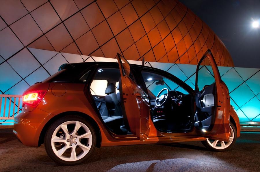 Audi A1 1.6 TDI Sportback
